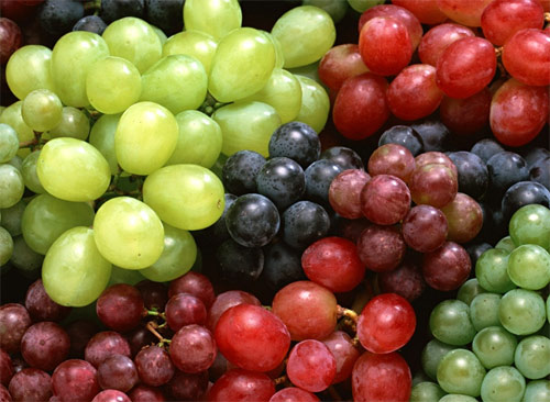uvas-grapes