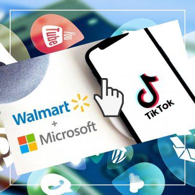 Compra De Acciones De Tiktok Qué Ventajas Hay Para Walmart Simfruit